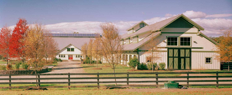 River Farm Blackburn Architects P C Blackburn