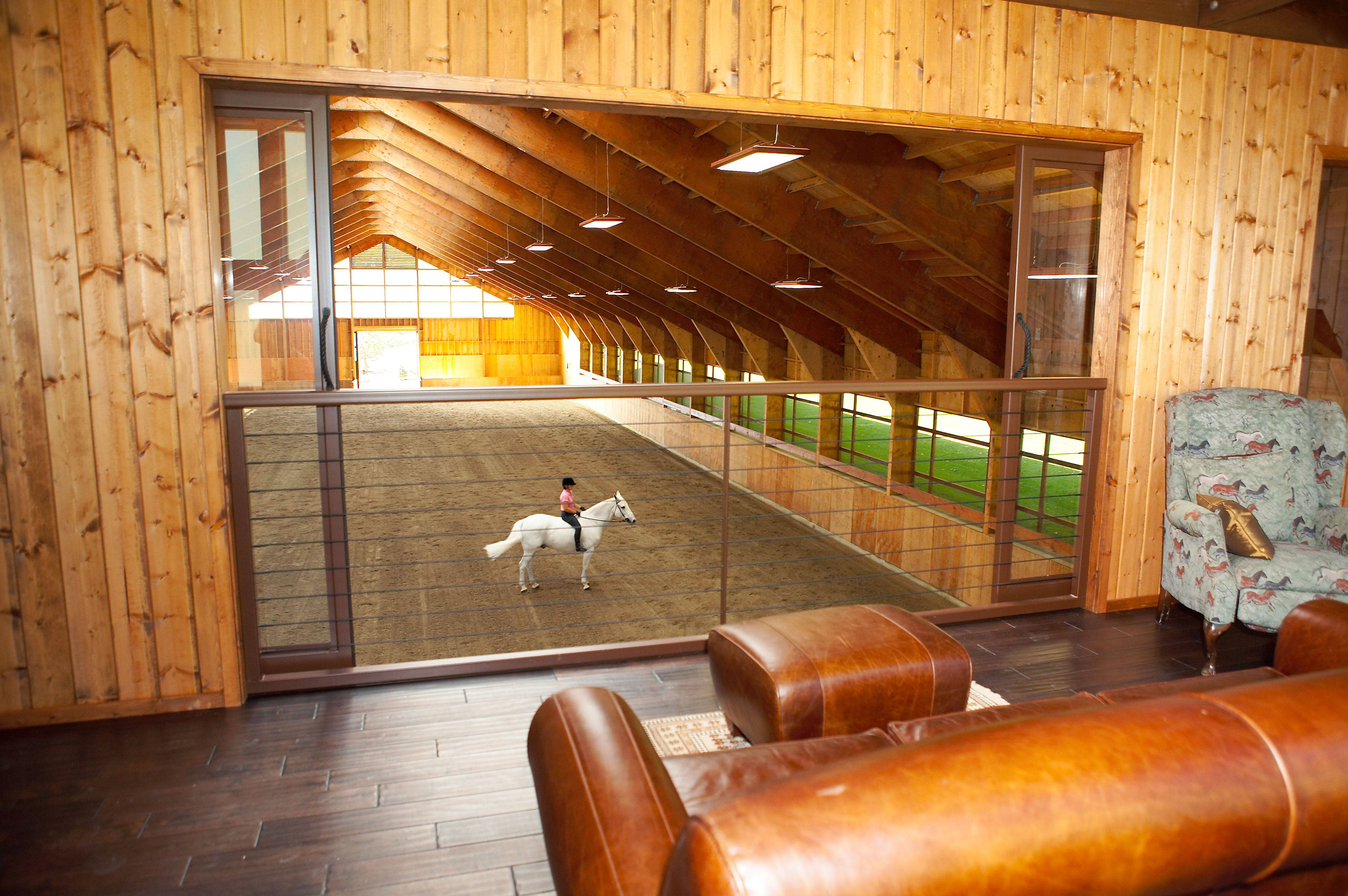 Arena design archives blackburn architects p c for Horse barn design
