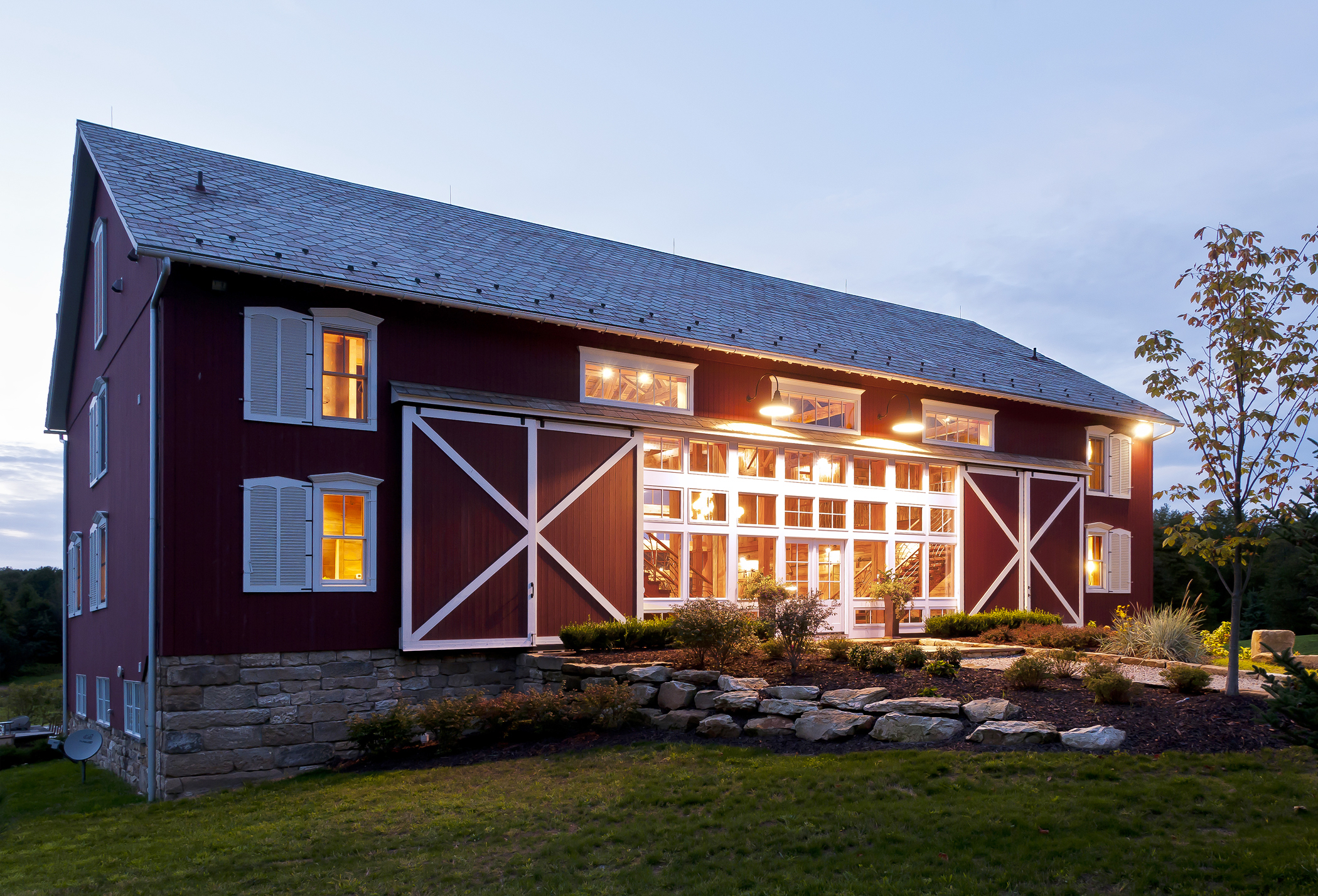 Barn home archives blackburn architects p c Small barn style homes