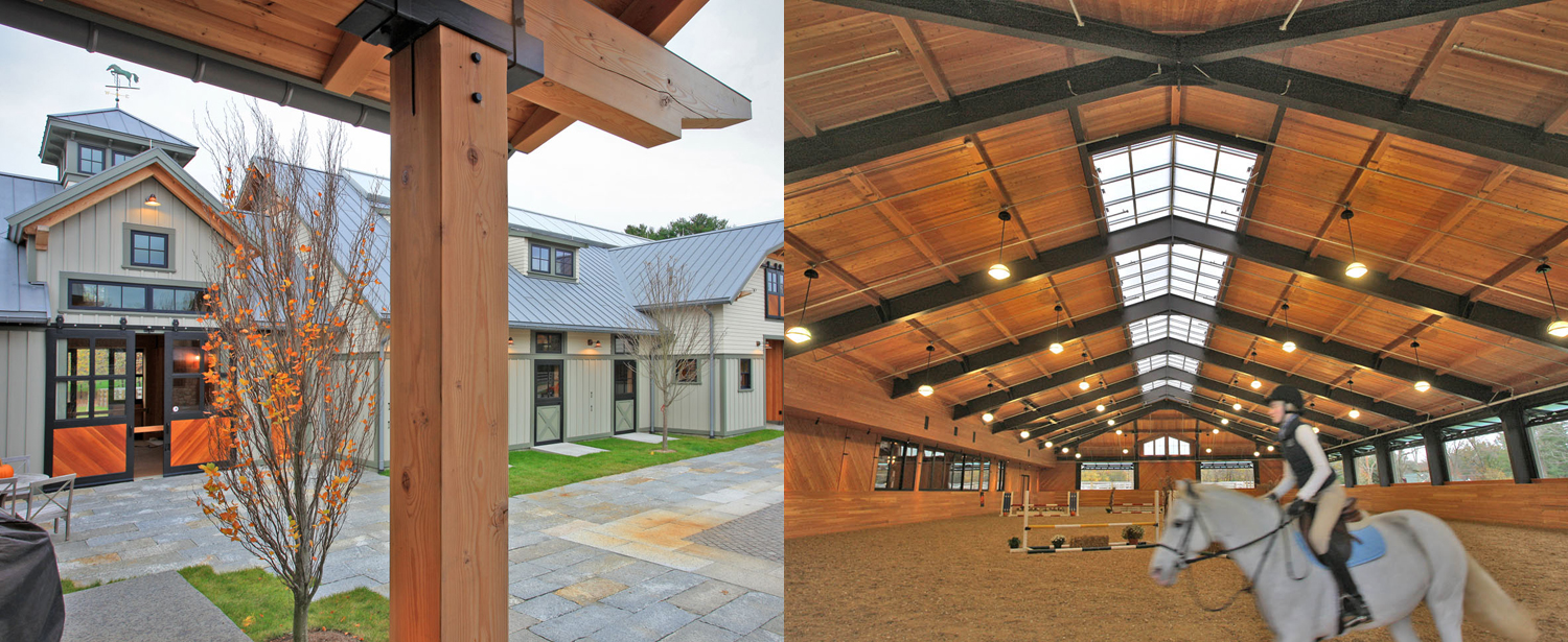 Beechwood stables blackburn architects p c