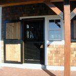 Old Woodland Dutch Door