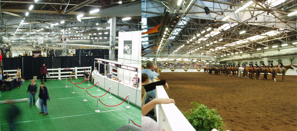National Horse Show Blackburn Architects P C