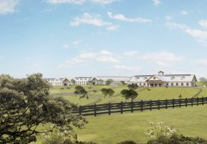 Emory & Henry Equestrian Riding Center Rendering 3