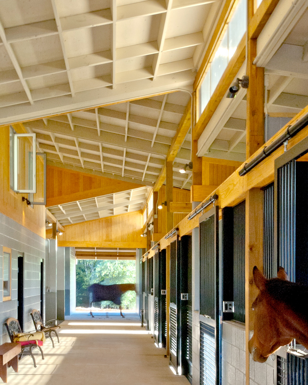 Horse Barn Design Archives Blackburn Architects P C Blackburn Architects P C